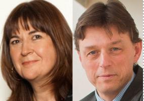 Conférence avec Catherine Voynnet-Fourboul et Laurent Ledoux